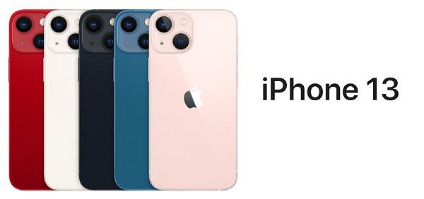 iPhone13 iPhone13mini iPhone13pro