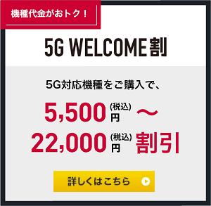 ドコモ 5G スマホ キャンペーン