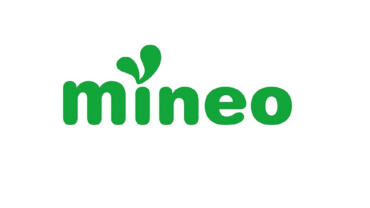 mineoロゴ