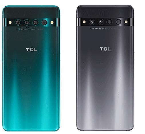TCL 10 Pro 本体カラー