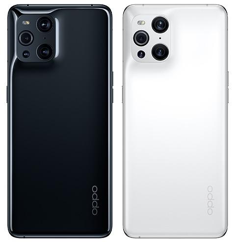 OPPO Find X3 Pro 本体カラー 色