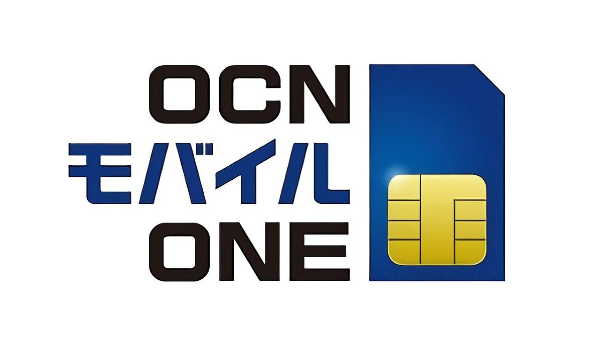 OCNモバイルONE ロゴ