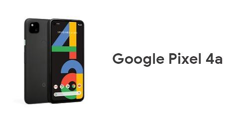 楽天モバイル Pixel 4a