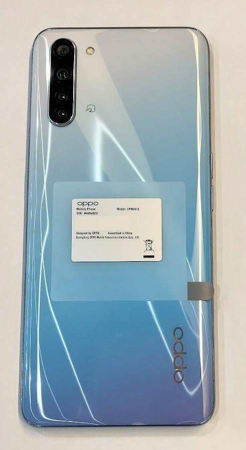 楽天モバイル OPPO Reno3 A 色 ホワイト カラー
