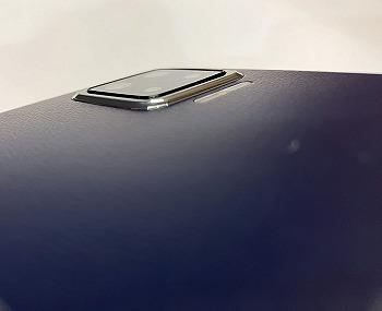 楽天モバイル OPPO A73 色 ネイブーブルー