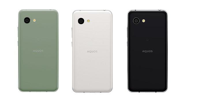 AQUOS R2 Compact_本体カラー