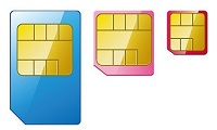 USIMカード SIMカード