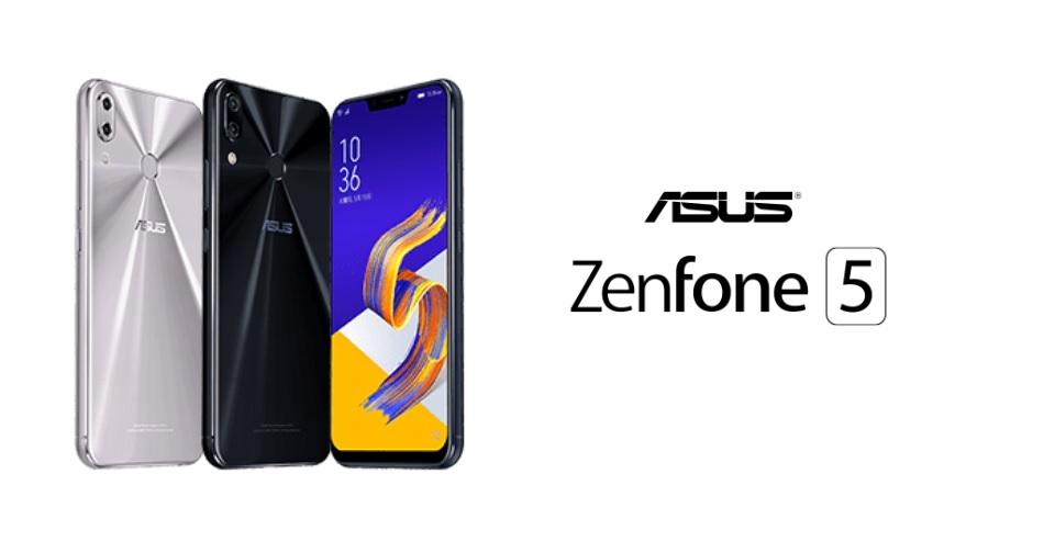 ZenFone5_UQモバイル
