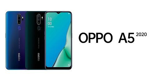 UQモバイル_OPPO A5 2020