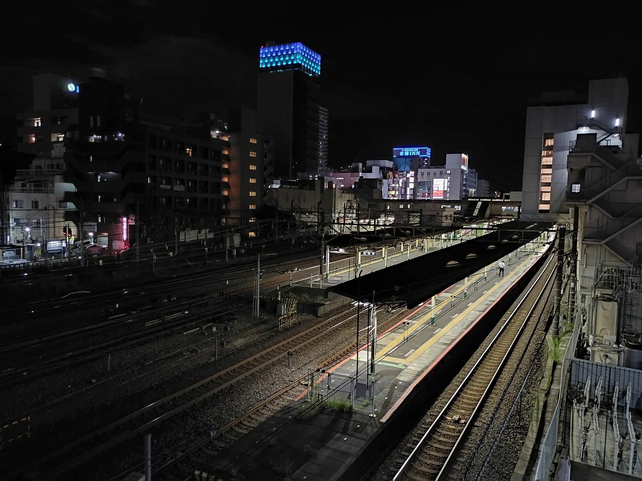 Redmi Note 10 JE 夜景