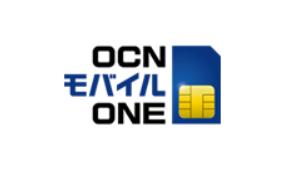 OCNモバイルONEロゴ