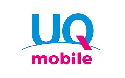 UQモバイルロゴ