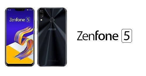 ワイモバイル_ZenFone5
