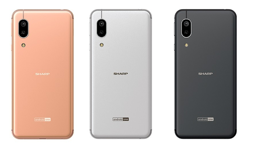 Android One S7 ワイモバイル 本体カラー