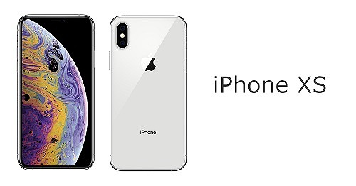 iPhone XS_ワイモバイル
