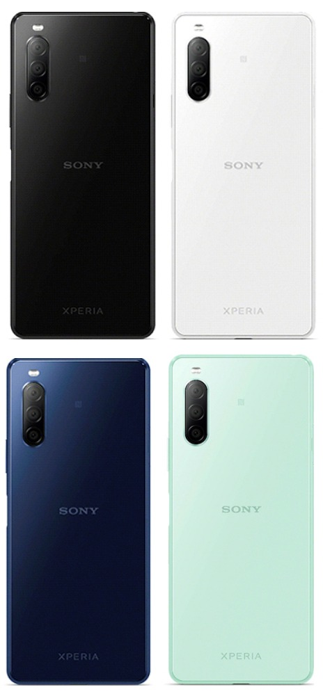 Xperia 10 II 本体カラー