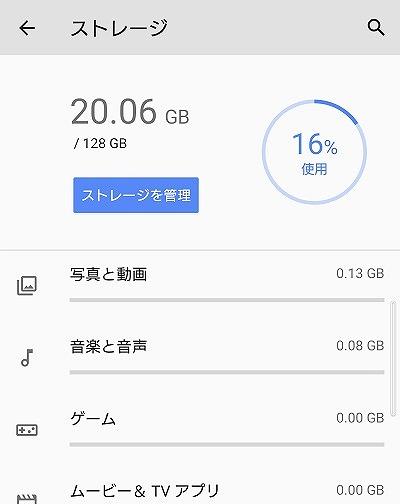ワイモバイル Xperia 10 III ストレージ容量 ROM