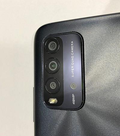 ワイモバイル Redmi 9T カメラ