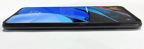 ワイモバイル Redmi 9T USB端子 SIMスロット