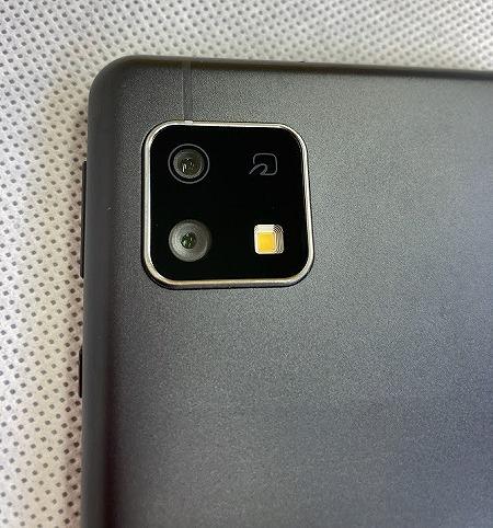 ワイモバイル AQUOS sense4 basic カメラ